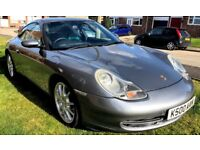 Porsche 911 Carrera 4 996 Tiptronic S with FULL HEATED LEATHER