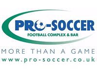 Referees Required for 5-a-side Leagues / Tournaments