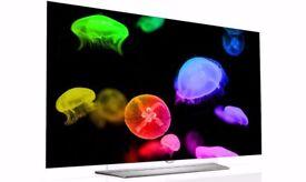 LG 55Inch OLED EF950V Model 4K UHD HDR 3D ultra Slim Model Superb Picture and sound quality TV