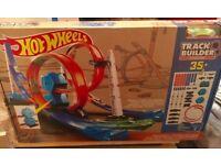 New hotwheels toy track