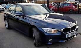BMW 3 SERIES 2.0 320D EFFICIENTDYNAMICS 4d AUTO 161 BHP (black) 2013