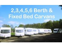 2,3,4,5,6 Berth Caravan in Maidstone Kent