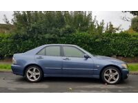 Lexus IS 200 2.0 (Needs repairing)