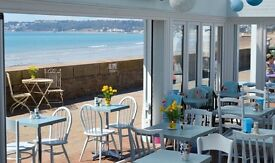 CHEF FOR BUSY BEACH/CAFE/RESTAURANT - SPEND A SUMMER IN JERSEY -SEA SUN SURF