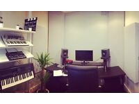 HIS. CRAFTHOUSE STUDIOS- Acoustically treated MUSIC STUDIO, CREATIVE WRITING SPACE & VOCAL BOOTH