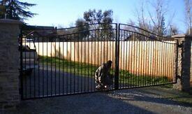 acersteel gates fencing railings balcony all aspects of metal work fabriction undertaken