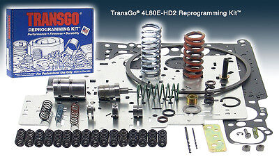 SHIFT KIT TRANSGO 4L80-E  Chevy GMC Hummer 1991-On (SK4L80E-HD2)*