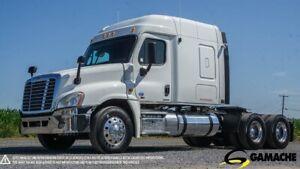 2012 FREIGHTLINER CASCADIA  CA125SLP HIGHWAY / SLEEPER TRUCK