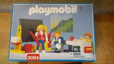 Playmobil Playmobil 3084 Classroom in box