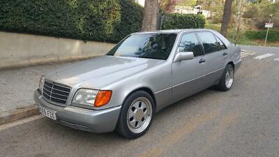 Mercedes-Benz 500 SEL - W140