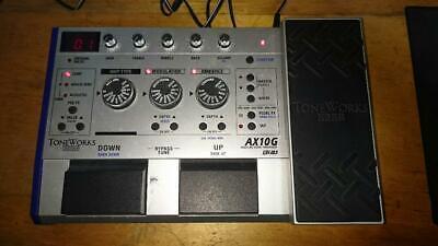 USEDPEDALS 9v Power Supply for Korg ToneWorks AX100G AX10A AX10B AX10G AX1B AX1G