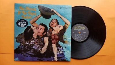 Mamas & Papas - Deliver - Original Vinyl LP - Dunhill 50014