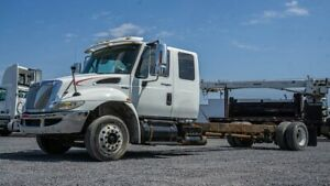 2010 INTERNATIONAL 4300M7 CAB & CHASSIS
