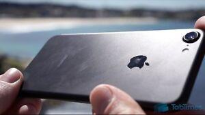 iPhone7, Unlocked, Matte Black, 128 GB, Box & Accessories inc.