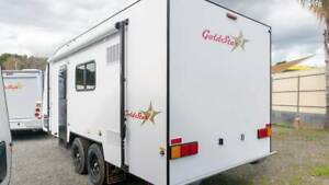 Brand New 20 FT Goldstar RV(3xBunks, Aircon, Awning, Hot Water Sys.) Wattleup Cockburn Area Preview