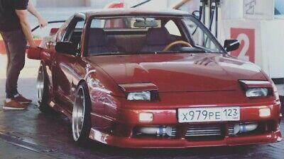 Front bumper lip splitter TypeX Nissan 240sx 180sx