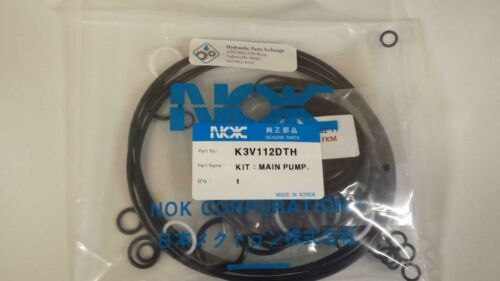 New Replacement Seal Kit For Kawasaki K3v112dth For Hydraulic Excavator