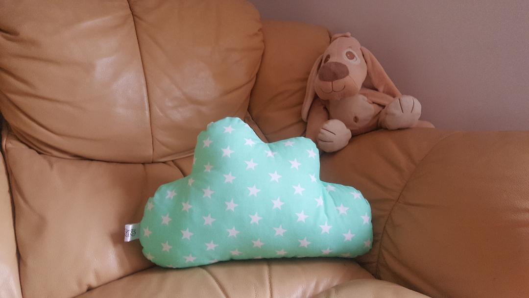 Nice Cloud Pillow Shaped Cushion Kids Nursery Childs Room Be