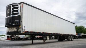 2015 UTILITY 53' REEFER 3000R THERMO KING