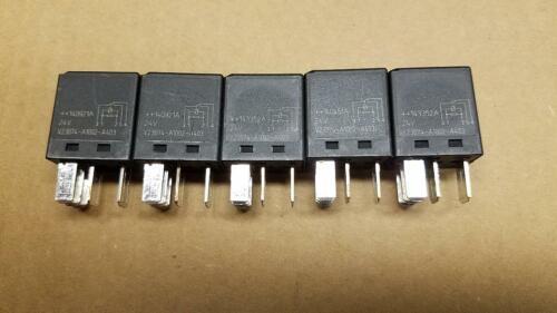 5 pcs-TE Electronics ISO Relay 24VDC coil SPDT 30/20A PN V23074-A1002-A403 (57)