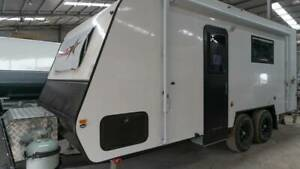19FT  Goldstar RV (Aircon, Solar, Awning, Full Ensuite) Berkeley Vale Wyong Area Preview