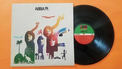 ABBA - The Album - Original Vinyl LP - Atlantic SD 19164