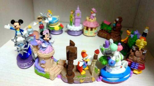 Disney Coca Cola Limited Dreams on Parade Figure 12 Pieces Complete set RARE