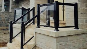 Railings and Columns - Professional Installation