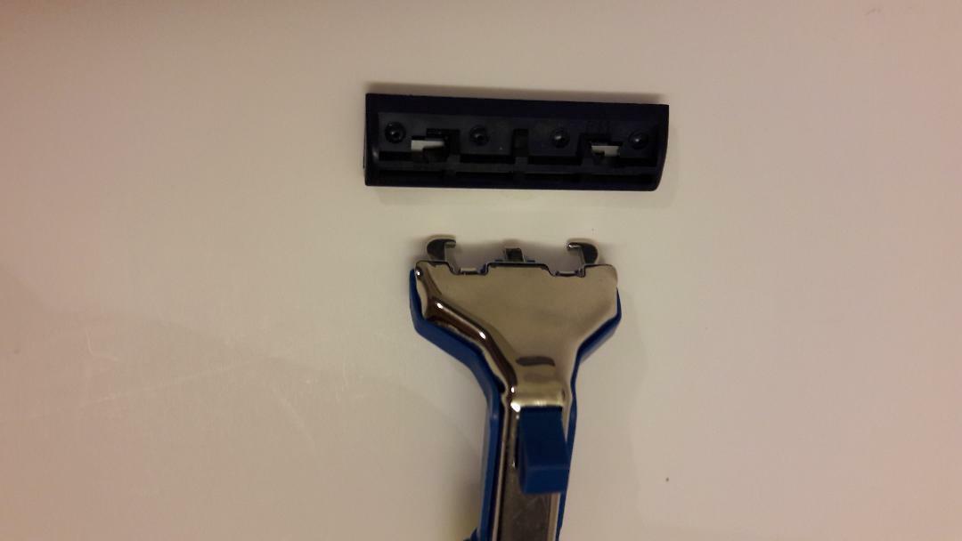 Rasierer Rasierklingen kompatibel mit Gillette Contour Contour plus -neu-