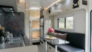 20FT Goldstar RV Family Van Sleeps 5 Combo Shower/Toilet, Solar Berkeley Vale Wyong Area Preview
