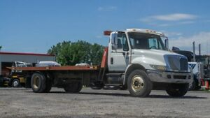 2007 INTERNATIONAL 4300 TOWING PLATFORM