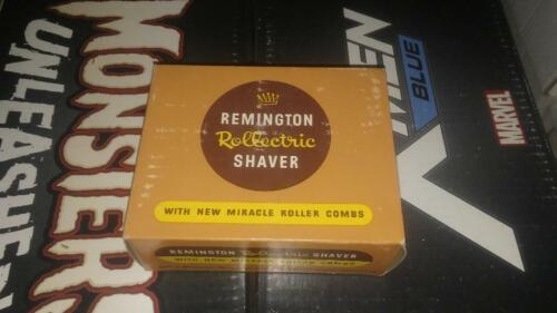Vintage Remington Contour Rollectric Shaver Unused New in Box
