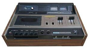 Vintage Akai GXC-46D Cassette Deck Wareemba Canada Bay Area Preview