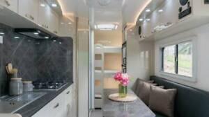 Brand New 20FT Goldstar RV 3 Bunks, AC, Solar, Combo shower/toilet Salisbury Brisbane South West Preview