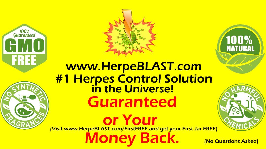 Herpes Treatment Cream Lips Genital Blister Cold Sore Shingles HerpeBLAST 4