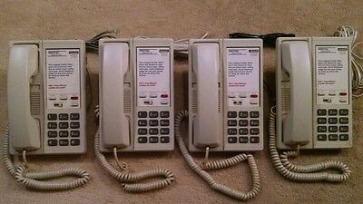 Samsung Slt D4-ma-01 Single-line Business Office Desk Wall 4 Telephones Phones