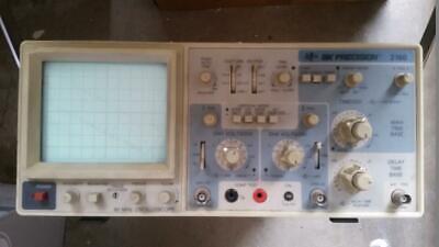 Bk Precision 2160 60 Mhz Oscilloscope A