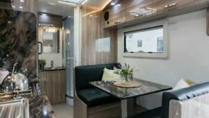 19 FT Goldstar RV Sleeps 3, Awning, Solar, Batteries Berkeley Vale Wyong Area Preview