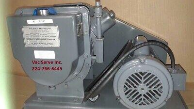 Welch Vacuum Pump 1397b-01 120v Rebuilt
