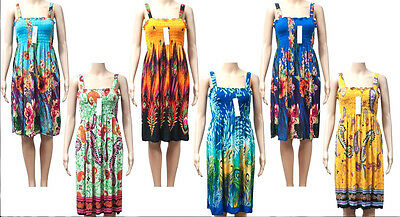 WHOLESALE CLOTHING LOT 30 WOMEN MIXED DRESSES SUMMER TOPS CLUBWEAR XS S Small