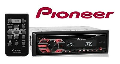 Pioneer Deh 150Mp Single Din In Dash Cd Rds Car Stereo Mp3 Receiver Brand New