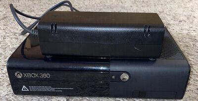 Xbox 360 E Slim System Console 4 GB Model Black Tested -