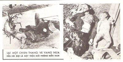 VINTAGE VIETNAM PROPAGANDA LEAFLET