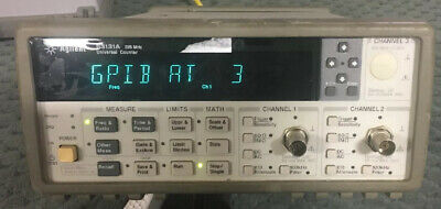 Hp Agilent 53131a 225mhz Universal Counter