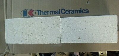 Insulating FireBrick Thermal Ceramics  K-23   9X4.5 - 4.04  ARCH   Indiv BRICKS