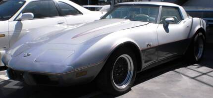 1978 Chevrolet Corvette Coupe Royal Park Charles Sturt Area Preview