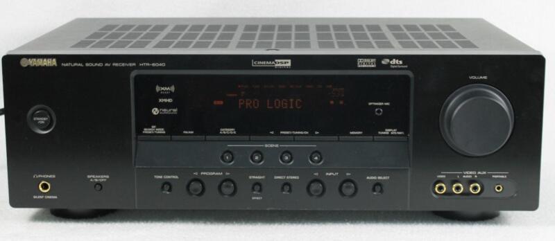 Yamaha natural sound receiver ebay for Yamaha amplifier receiver