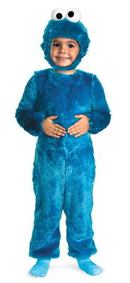 Sesame Street - Cookie Monster Infant/Toddler Costume - Infant Sesame Street Costumes