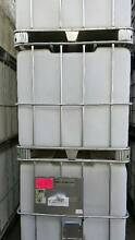 1100L  Water Tank Food Grade IBC POD TOTE Victory Heights Gympie Area Preview