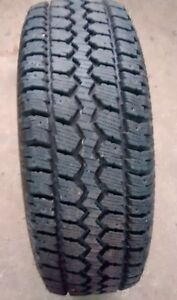 245/70/16 Winter Tires - GMC Sierra - 2 tires only